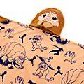 Coperta in pile trasformabile Tuk Tuk Disney Store