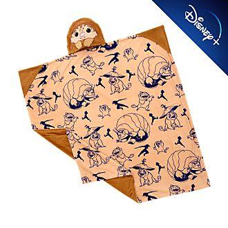 Disney Store - Tuk Tuk - Wendbare Fleecedecke