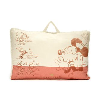 Disney Store Minnie Mouse Sketch Cushion