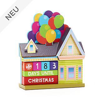 Disney Store - Oben - Countdown-Kalender