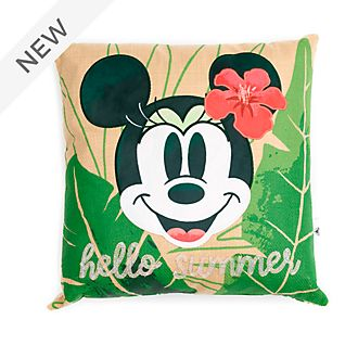 Disney Parks Minnie Mouse Tropical Hideaway Cushion