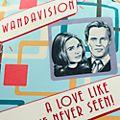 Disney Store - WandaVision - Kissen
