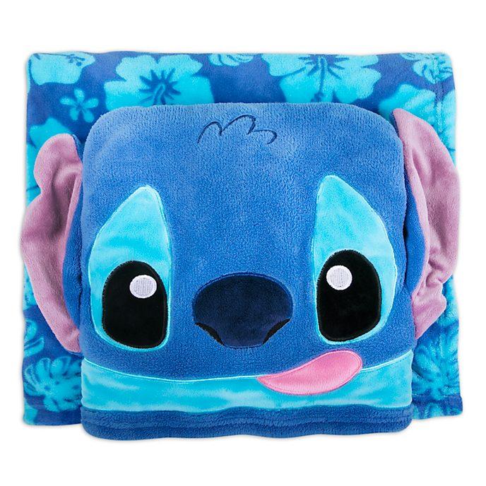 Coperta in pile Stitch Disney Store