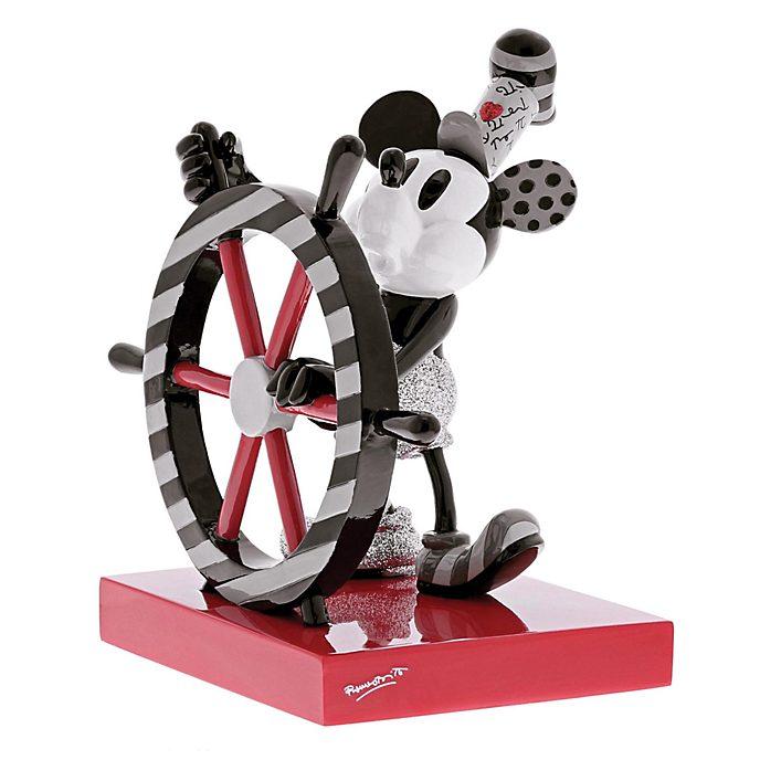 Enesco Steamboat Willie Britto Figurine