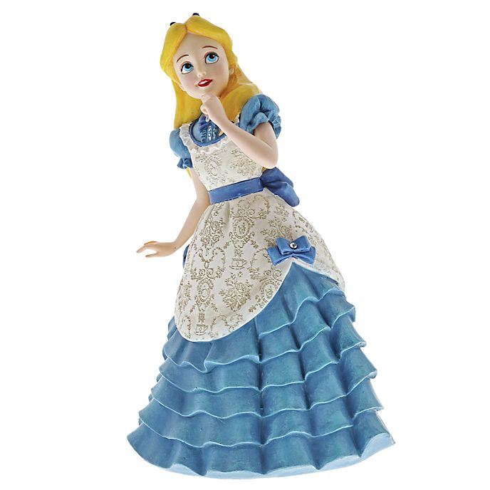 Enesco Alice in Wonderland Disney Showcase Figurine