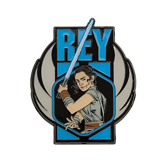Disney Store Rey Limited Edition Pin, Star Wars: The Rise of Skywalker
