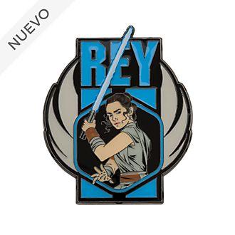 Pin edición limitada Rey, Star Wars: El Ascenso de Skywalker, Disney Store