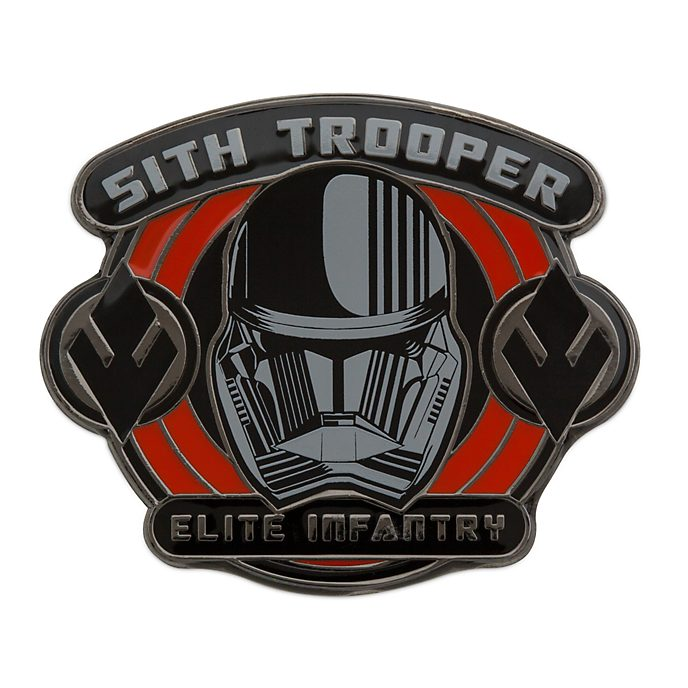 Pin edizione limitata Sith Trooper Star Wars: L'Ascesa di Skywalker Disney Store