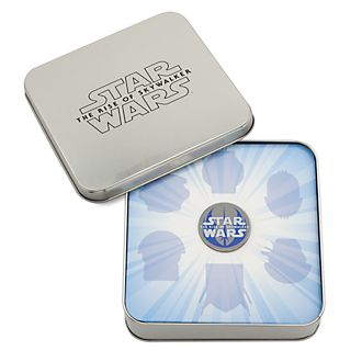 Prima pin e contenitore per pin Star Wars: L'Ascesa di Skywalker Disney Store
