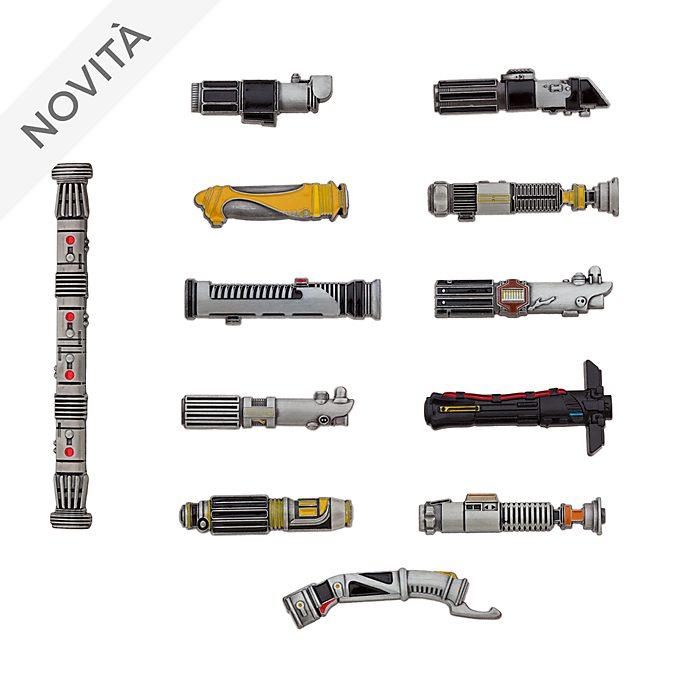 Set di pin in edizione limitata Star Wars Disney Store