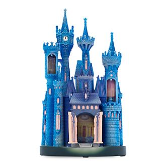 Disney Store Cinderella Castle Collection Light-Up Figurine, 1 of 10