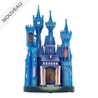 Disney Store Figurine lumineuse Château de Cendrillon, Disney Castle, 1sur10