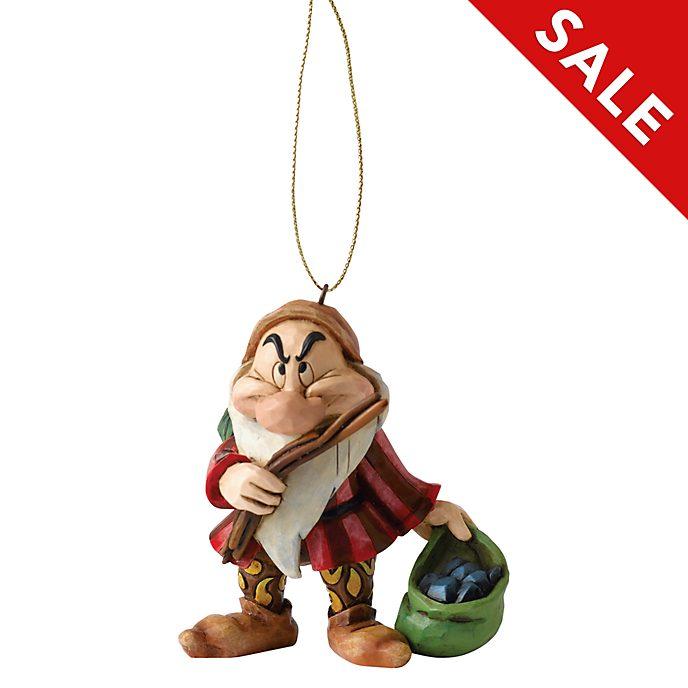 Enesco Grumpy Disney Traditions Hanging Ornament