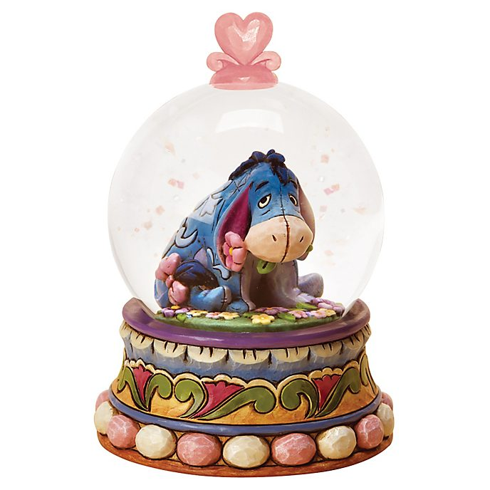 Enesco Eeyore Disney Traditions Snow Globe