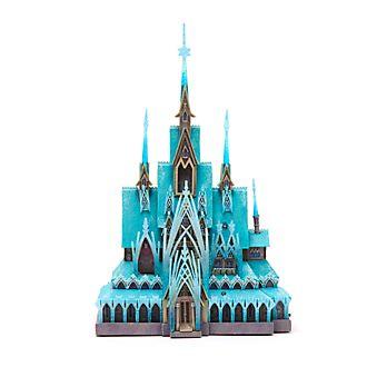 Disney Store Figurine lumineuse Château de la Reine des Neiges, Disney Castle, 2sur10
