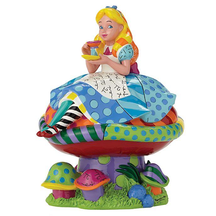 Enesco Alice in Wonderland Britto Figurine