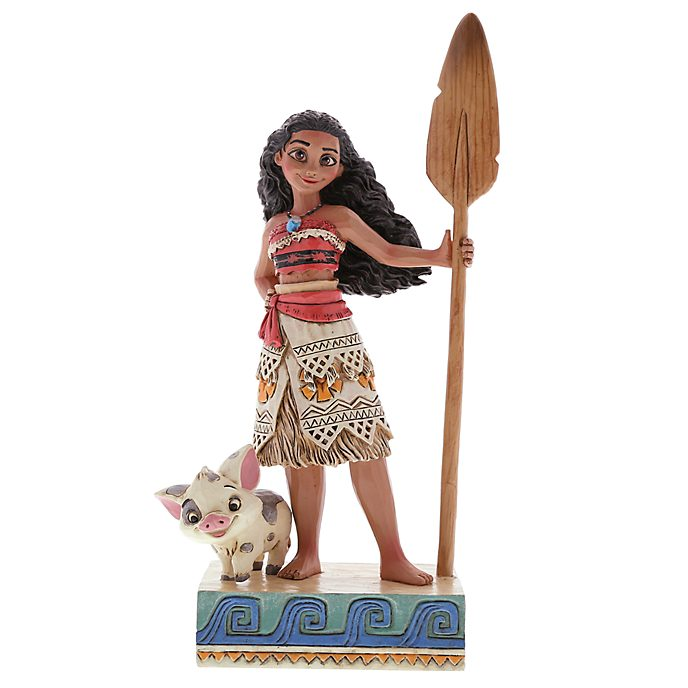 Figurita Vaiana, Find Your Own Way, Disney Traditions, Enesco