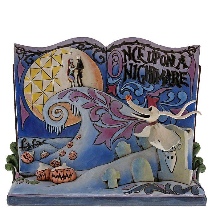 Enesco Figurine Storybook L'Étrange Noël de Monsieur Jack, Disney Traditions