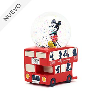 Bola nieve London Mickey Mouse, Disney Store
