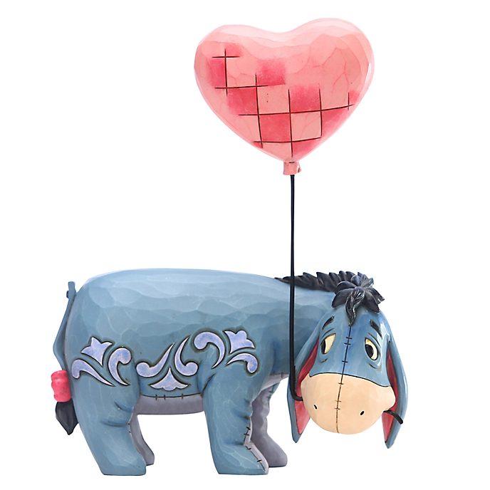 Enesco Eeyore Love Floats Disney Traditions Figurine