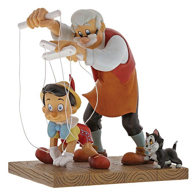 Enesco Pinocchio Little Wooden Head Enchanting Disney Figurine