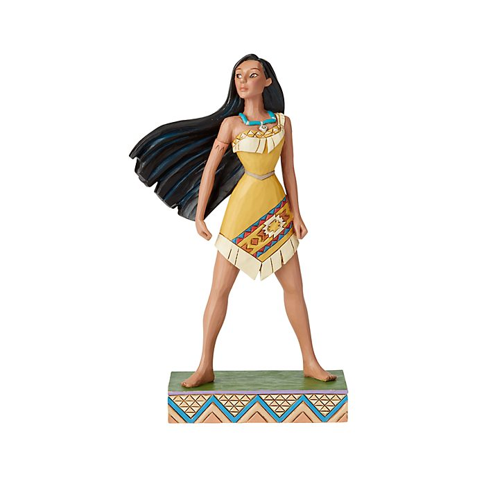 Enesco Pocahontas Proud Protector Disney Traditions Figurine