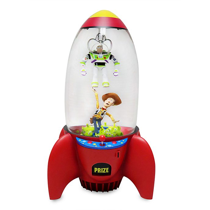 Disney Store Toy Story 25th Anniversary Light-Up Snow Globe