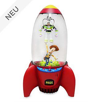 Disney Store - Toy Story - Schneekugel mit Lichteffekt zum 25. Geburtstag