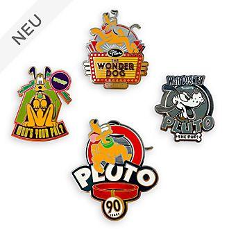 Disney Store - Pluto - Anstecknadelset in limitierter Edition