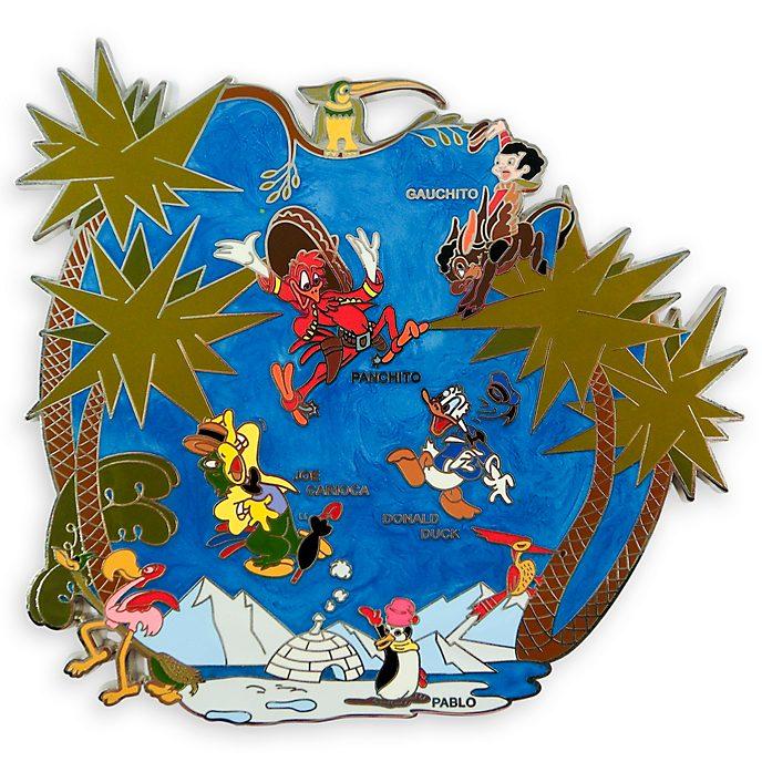 Pin I tre caballeros edizione limitata Disney Store