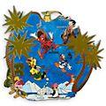 Set de pins de edición limitada Los Tres Caballeros, Disney Store