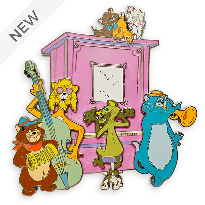 Disney Store The Aristocats Limited Edition Pin