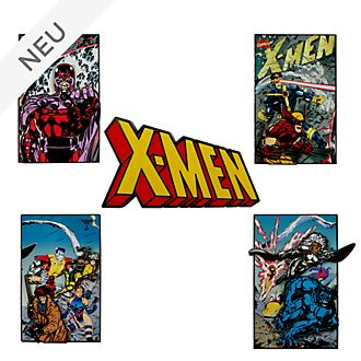 Disney Store - X-Men - Anstecknadelset in limitierter Edition