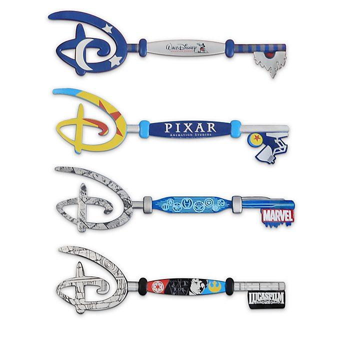 Disney Store Clés Opening Ceremony Disney Studios