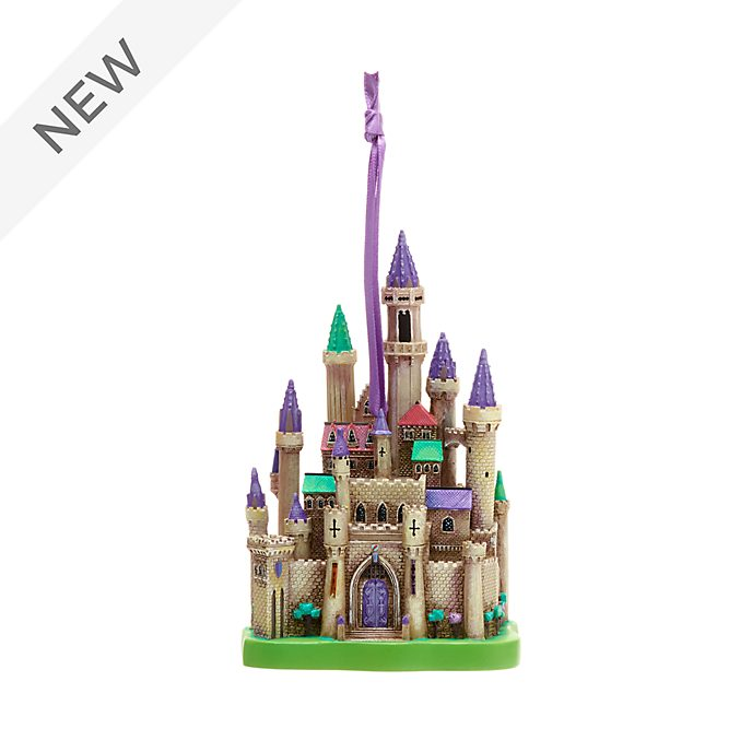 Disney Store Sleeping Beauty Castle Collection Ornament, 6 of 10