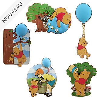 Disney Store Ensemble de pin's édition limitée Winnie l'Ourson