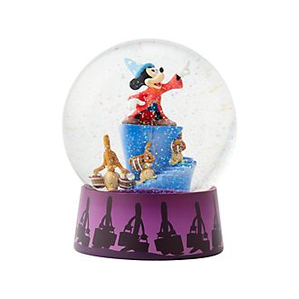 Enesco Fantasia Disney Showcase Snow Globe