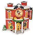 Enesco Mickey's Alarm Clock Shop Disney Village Figurine
