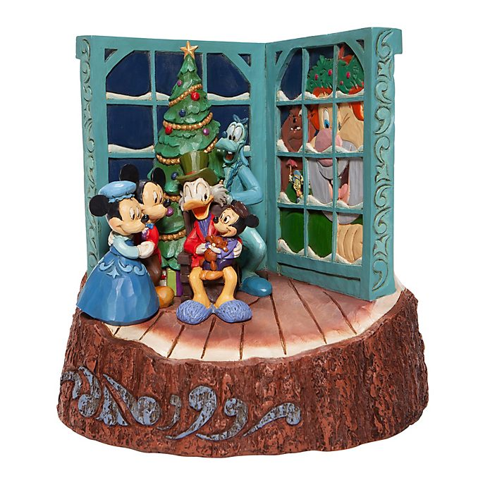 Enesco Mickey's Christmas Carol Disney Traditions Figurine