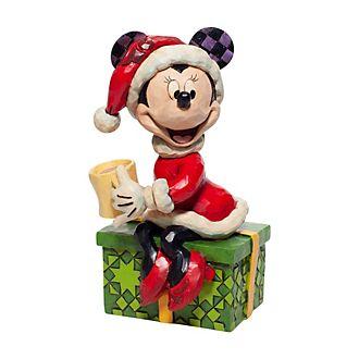 Enesco Minnie Mouse Chocolate Delight Disney Traditions Figurine