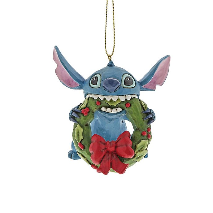 Enesco Stitch Disney Traditions Hanging Ornament