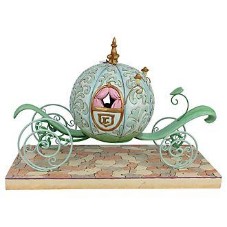 Enesco Cinderella Carriage Disney Traditions Figurine