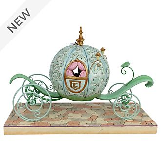 Enesco Cinderella Carriage Disney Traditions Figurine