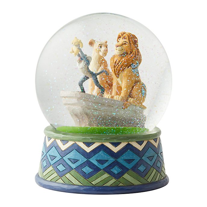 Enesco The Lion King Disney Traditions Snow Globe