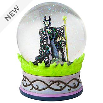 Enesco Maleficent Disney Traditions Snow Globe