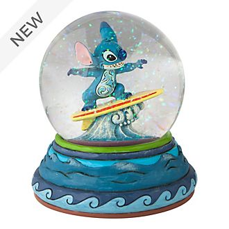 Enesco Stitch Disney Traditions Snow Globe
