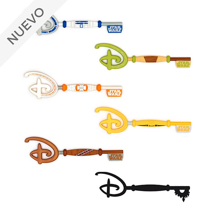 Llave coleccionable Mystery, Star Wars, Disney Store