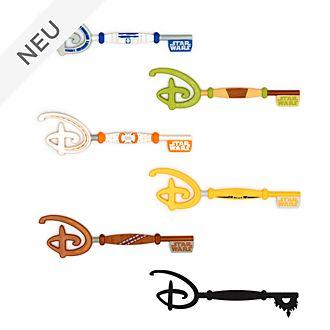 Disney Store - Star Wars - Mystery Kollektion - Schlüssel zum Sammeln