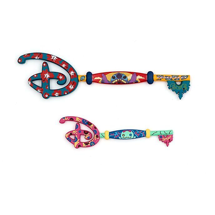 Disney Store Lot de clés Stitch
