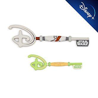 Set di chiavi Star Wars: The Mandalorian Disney Store